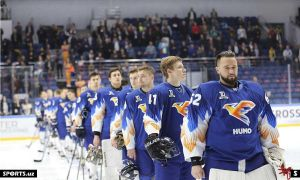 HC Humo adds Russian hockey player Denis Erkin into their squad ahead of Zvezda Chekhov clash