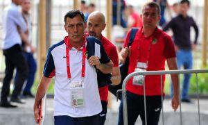 Хаким Фузайлов покинул пост главного тренера киргизского клуба