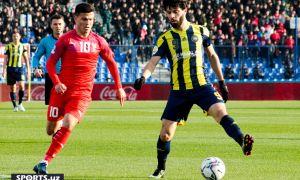 Photo Gallery. Igor Sergeev make a double for Pakhtakor to claim a 2-1 win over Navbahor