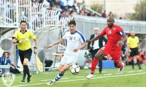 Палестина – Узбекистан 2:0 (Видео)