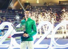 Novak Jokovich 79-sovriniga ega chiqdi