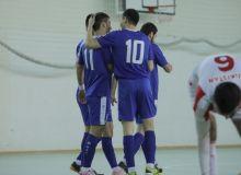Национальная сборная Узбекистана по футзалу одержала победу над Таджикистаном