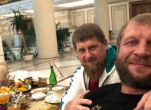 Рамзан Кадиров Емельяненкони қўлга туширди (Видео)