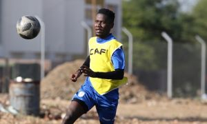 Transfer News. Namibian McCartney Nawaseb joins FC Kizilkum