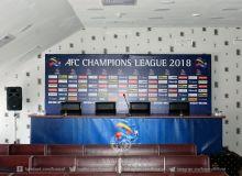 ЛЧА-2018: Официальные мероприятия перед матчем «Насаф» - «Аль Васл»