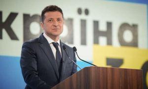 Украина президенти терма жамоасининг ғалабасига қандай муносабат билдирди?