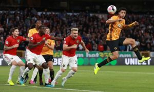 """Вулверхэмптон"" - ""Манчестер Юнайтед"" 1:1 (видео)"