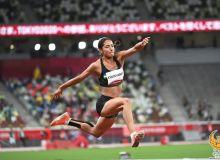 Роксана Худоëрова завершила своё участие на Токио-2020