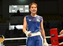 Турсуной Рахимова завоевала лицензию на Токио-2020