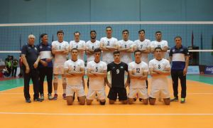 Uzbekistan to face Kyrgyzstan in 2019 Asian Senior Men's Central Zone Volleyball Championship Semifinal