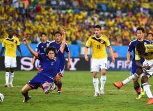 Колумбия - Япония. Превью