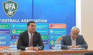 В АФУ прошло собрание под руководством Умида Ахматджанова