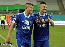 Zafar Polvonov's stoppage-time goal earns a comeback win for FC AGMK