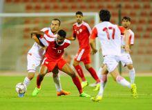 Наш соперник по Кубку Азии сборная Омана одержала победу над Таджикистаном
