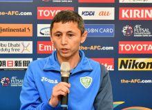 Бахадыр Ахмедов: Доволен игрой команды
