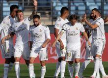 """Чемпионлик яқин: """"Реал"""" ғалаба қозонди"""