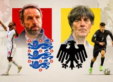 Евро-2020. Англия - Германия: Асосий таркиблар маълум