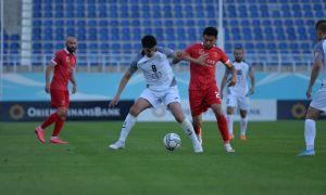 FC Sogdiana pass FC Lokomotiv to claim a three-point bag in Tashkent