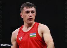 Bobousmon Boturov described himself as the number one boxer
