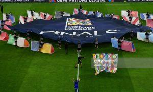 Испания - Франция: Матнли трансляциия