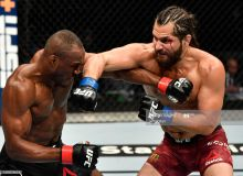 """UFC 251"". Камару Усман ва Хорхе Масвидаль ўртасидаги жанг якунланди"