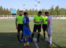 Первенство U-18. «Нефтчи» стал вторым, а «Андижан» - третьим