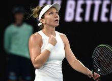 """Симона Халеп """"Australian Open"""" турниридаги иштирокини давом эттиради"""