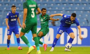 AGMK fight back to beat Shabab Al Ahli for historic AFC Champions League triumph