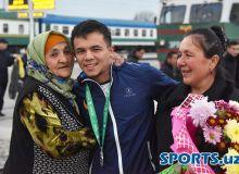 Atletlarimiz Jahon chempionatidan yorug' yuz bilan qaytishdi (foto)