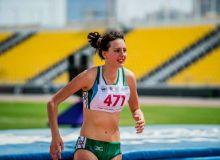 Aleksandra Yurkevskaya Osiyo chempionatining kumush medal sohibasi bo'ldi