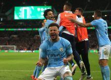 """""""Манчестер Сити"""" ўз тарихида 5-марта Англия Лига кубоги ғолиби бўлди"""