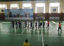 Известны полуфинальные пары в кубке Узбекистана по футзалу.