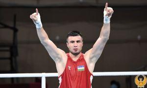 Баходир Жалолов — чемпион Олимпийских игр Токио-2020!
