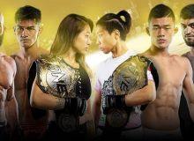 """UFC жангчиси """"One FC """"Century""""да ҳам чемпион бўлди"""