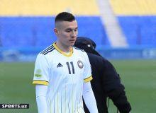 Игорь Сергеев стал третьим бомбардиром «Пахтакора» в высшей лиге