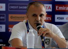 Любинко Друлович: Завтра мы сделаем всё возможное, чтобы достичь своей цели
