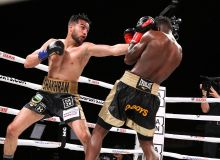 Shakhram Giyasov wins tough fight over Emanuel Taylor