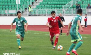 Match Highlights. FC Navbahor 3-0 FC Surkhon