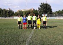 Продолжается первый раунд плей-офф кубка Узбекистана.