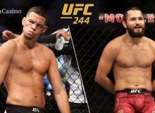 UFC 244 нинг марказий жангида Масвидал техник нокаут эвазига Нейт Диас устидан ғалаба қозонди