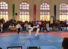 Uzbekistan Taekwondo Championship kicks off in Syrdarya