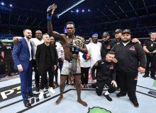 UFC 243 турнирида рекорд ўрнатилди