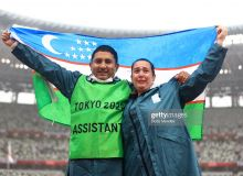 Токио 2020. Какое место в командном зачете занимает Узбекистан?