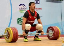 Акбар Джураев завоевал серебро чемпионата мира