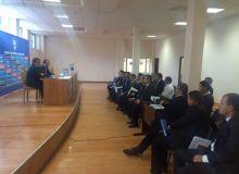 В АФУ состоялась встреча с директорами региональных футбольных академий