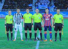 Match Highlights. FC Neftchi 0-2 FC Sogdiana