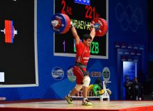 В Ташкенте завершился Международный чемпионат солидарности по тяжёлой атлетике