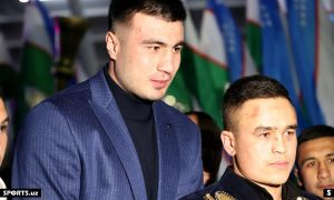 Баҳодир Жалолов Тайсон Фьюрига жавоб қайтарди (ФОТО)