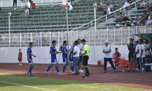FC Nasaf kick-off the second phase with a comfortable 3-1 win over FC Surkhon