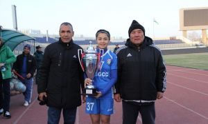 FC Sevinch claim Uzbekistan Women's Cup title beating FC Sogdiana W